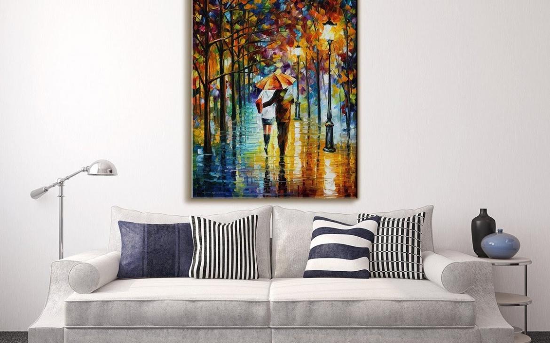 Duvar dekorasyonu, tablo dizaynları