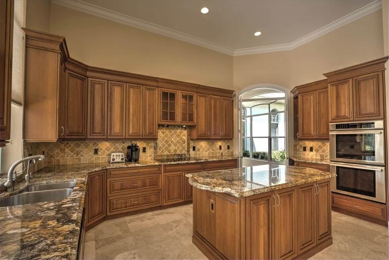 Mutfağa uygun tezgah seçimi