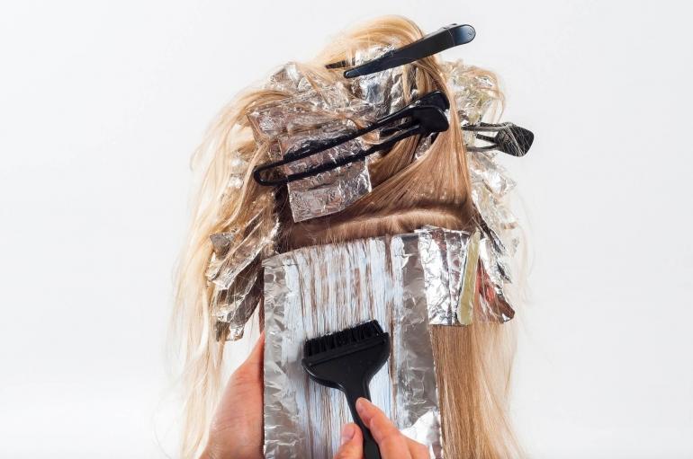 Saç boyamanın püf noktaları