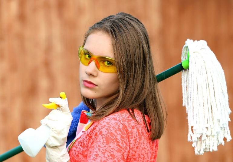 Ev temizliğinde işinizi kolaylaştıracak tüyolar