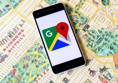Google haritaların korona virüs güncellemesi