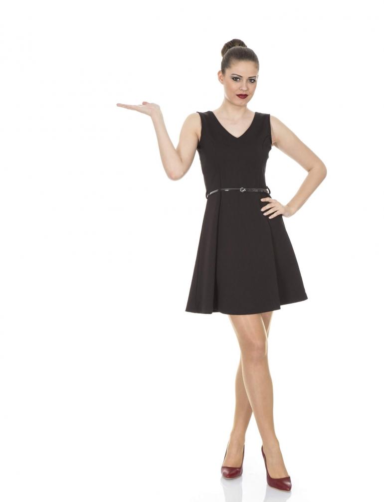Kadınlar neden siyah giymeyi sever