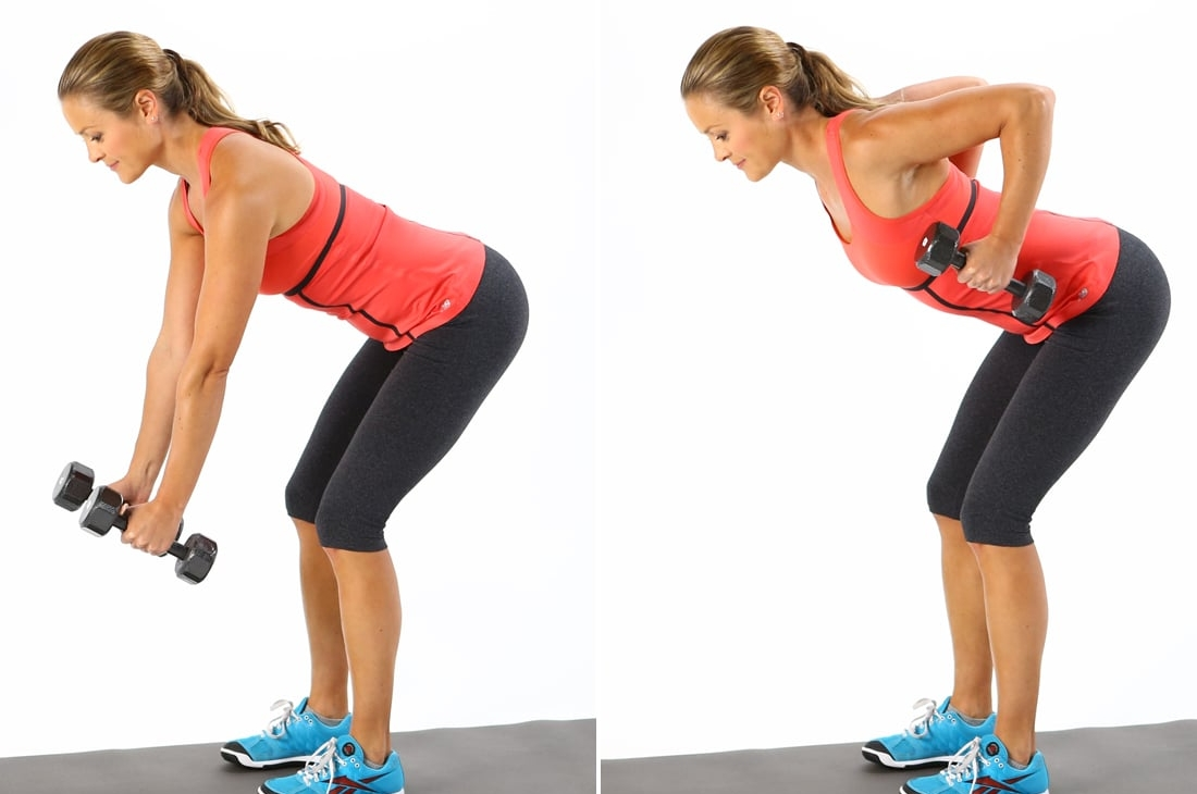 Bent Over Row ile Fit OL