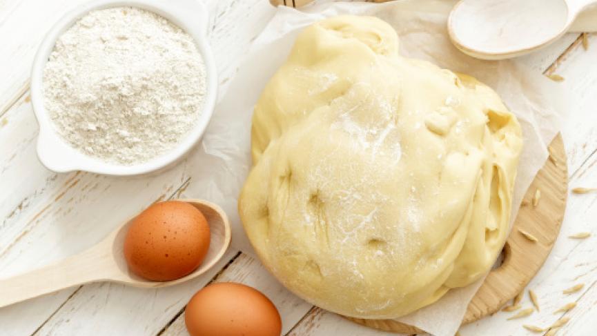 Mayalı ekmek hamuru tarifi