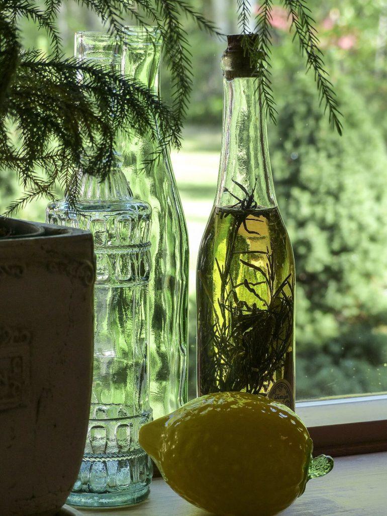 Bal ve zeytinyağı maske tarifleri