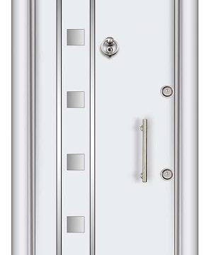 Laminoks çelik kapı