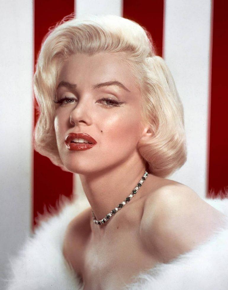 Marilyn Monroe'nun güzellik sırları