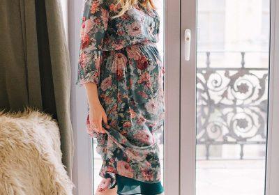 Hamilelik elbise modelleri
