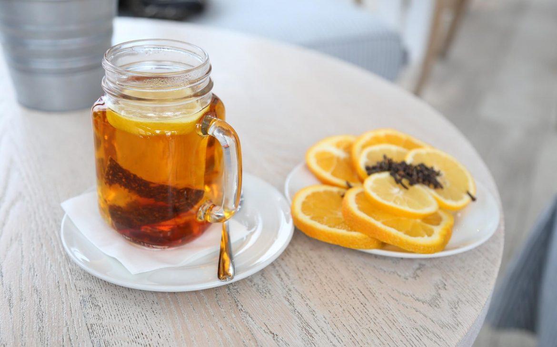 Kırmızı Rooibos çayı