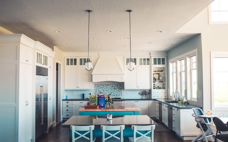 Mutfaklarda odak noktası belirlemek