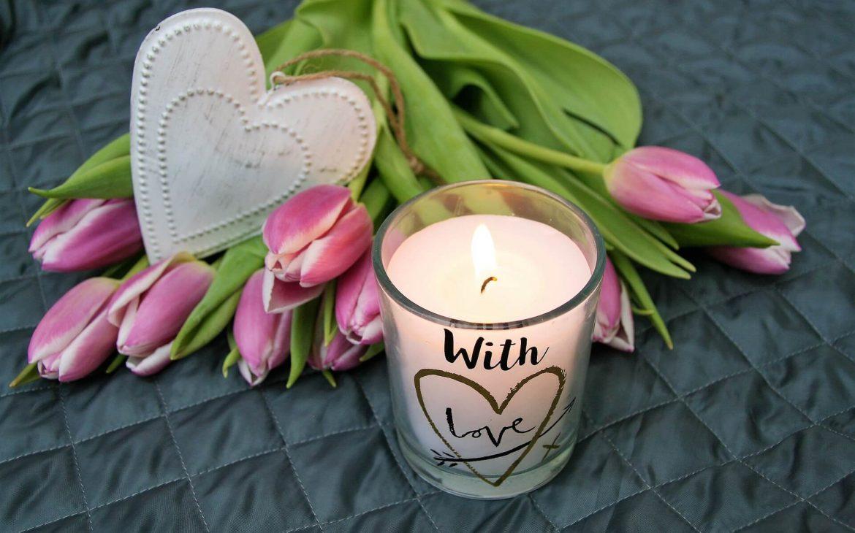 14 Şubat için dekoratif fikirler