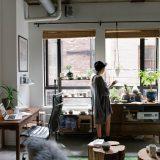 Evini Terk Eden Ünlüler Ofislerine Yerleşiyor