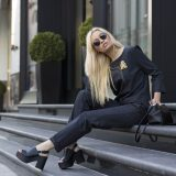 Sokak Modası Ve Trend Kadın Kombinleri