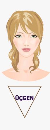 Üçgen yüz makyajı nasıl yapılır?