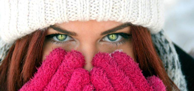 Yeşil göze yakışan makyaj