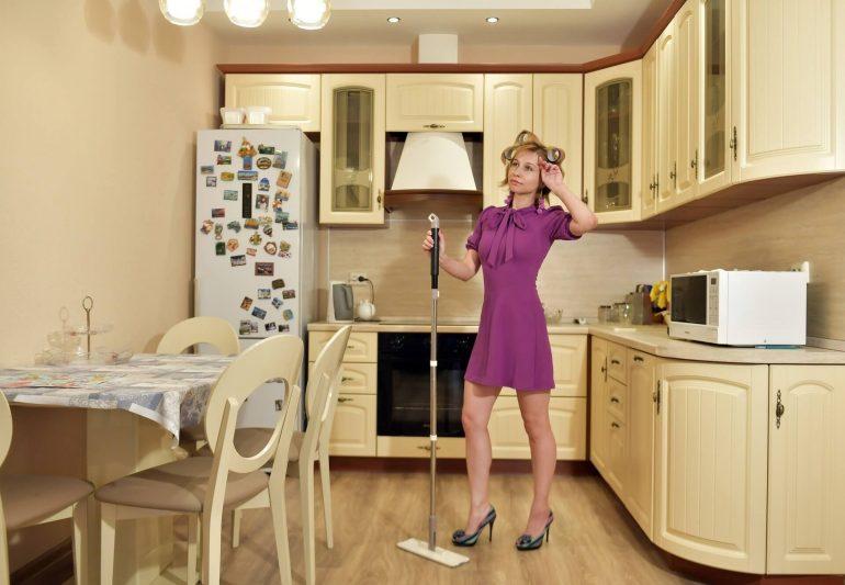 Ev hanımı olmak zor mudur?