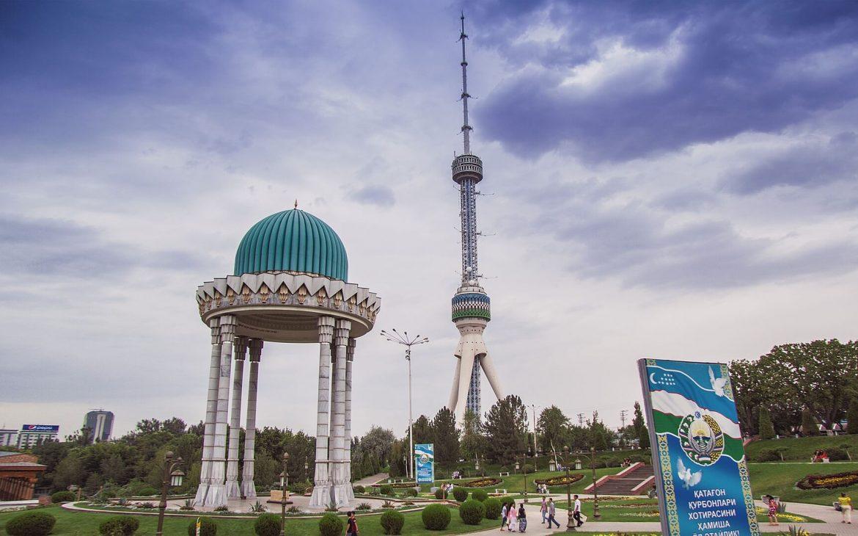 Özbekistan'ın Başkenti Taşkent