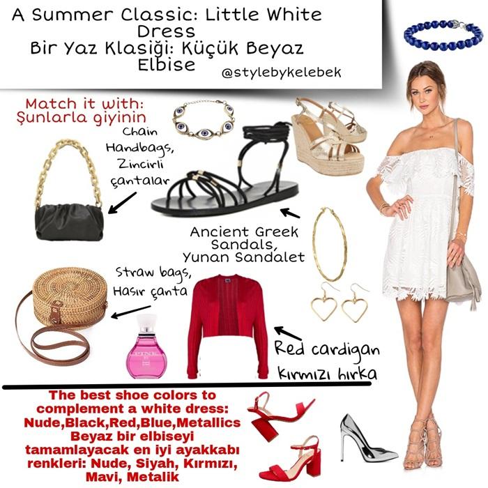 Yaz sezonu bayan elbise modelleri