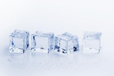 Cilt ve saç için buz küpleri